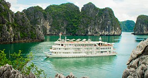 Halong Bay 5 Days package $7,040+