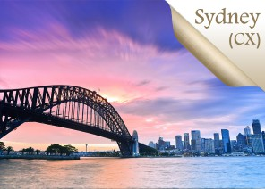 Cathay Pacific- Sydney 3 Nights Package