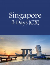 Cathay Pacific - Singapore 3 Days Package