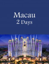 Studio City Macau 2 Days