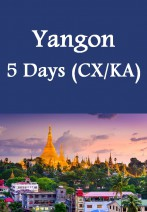 Yangon 5 Days 3 Nights Private Tour