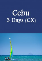 Cathay Pacific - Cebu 3 Days 2 Nights Package