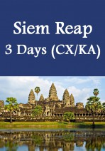 Cathay Dragon - Siem Reap 3 Days