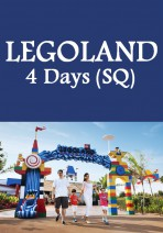 Singapore Airlines - Singapore Legoland Xmas 4 Days Package
