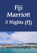 Fiji Airways - Fiji Marriott Resort Momi Bay 5 Days 3 Nights Package