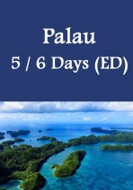 Palau Pacific Airways - Palau 5 / 6 Days Package
