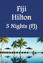 Diamond Travel Specials - Hilton Fiji Resort & Spa 5 Days 3 Nights