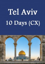 Cathay Pacific - Tel Aviv (Israel) 10 Days 8 Nights Holy Land Classic Tour