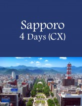 Cathay Pacific - Sapporo 4 Days