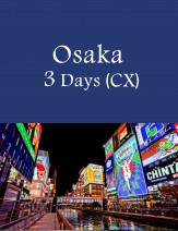 Osaka 3 Days Package