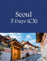 Cathay Pacific - Seoul 3 Days