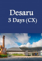 Cathay Pacific - Desaru Coast 3 Days Package