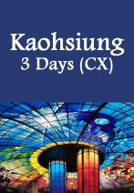 Cathay Pacific - Kaohsiung 3 Days