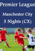 Premier League - Manchester City 3 Nights Package