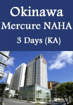 Cathay Dragon - Okinawa Mercure Hotel 3 Days