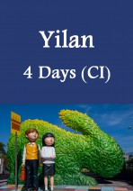 China Airlines - Yilan Self Drive 4 Days