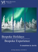 Diamond Travel Special - Norway, Sweden & Finland Chinese New Year 8 Days Northern Lights Tour