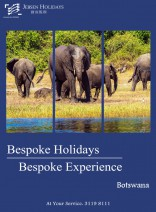 Diamond Travel Special - Botswana 11 Days 8 Nights Tour
