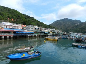 Green Lifestyle Local Tour - Foodcation@Lamma Island (min. 8 pax)