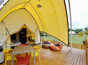 Glamping with Relaxing Hike & Cultural Tour @ Tai O & Pui O (min. 8 pax)