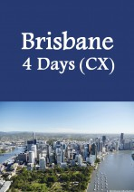 Cathay Pacific - Brisbane 4 Days