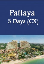 Cathay Pacific - Pattaya 3 Days