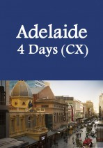 Cathay Pacific - Adelaide 4 Days