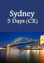 Cathay Pacific - Sydney 3 Nights