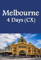 Cathay Pacific - Melbourne 4 Days