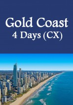 Cathay Pacific - Gold Coast 4 Days
